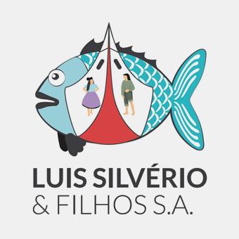 logotipo Luis Silvério & Filhos